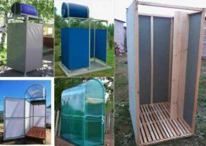 Как подключить летний душ своими руками на дачном участке?