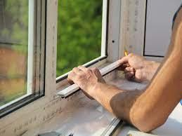 Как установить окно?