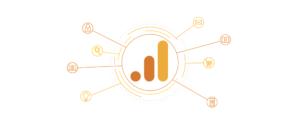 Как настроить панель администратора Google Analytics?