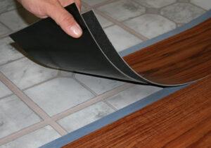 Как установить виниловые настенные покрытия
