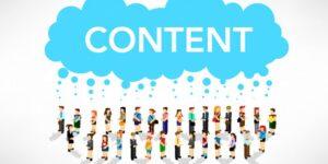 Краткий список того, что входит в настройку стиля контента